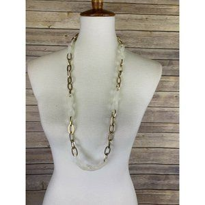 Maurices NEW Necklace Bold Chain Style Goldtone